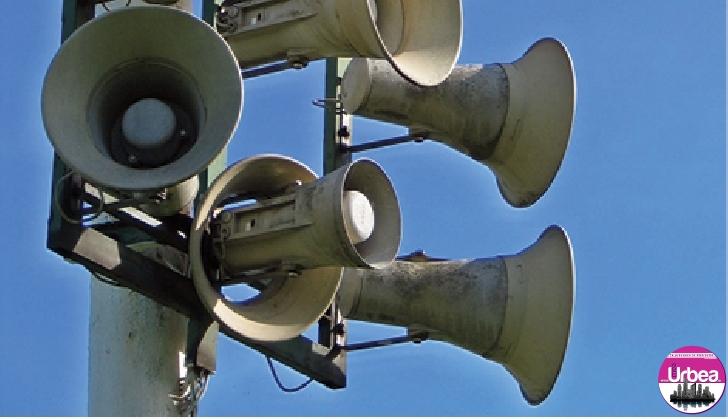 7 Martie: Antrenament de alarmare publică prin acţionarea sirenelor de alarmă dispuse pe raza Municipiului Sebeş