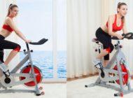 Beneficiile unui antrenament cardio cu bicicleta de fitness