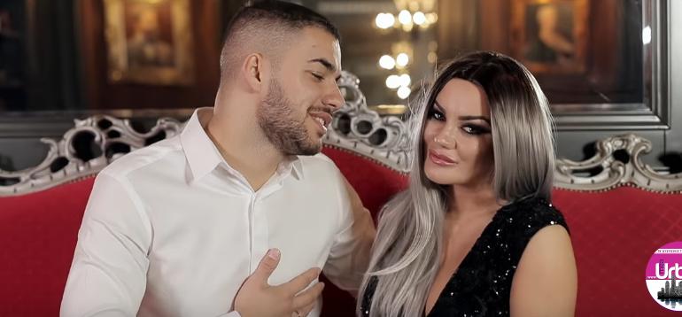 """FOTO-VIDEO: De Dragobete, Culiță Sterp și Carmen de la Sălciua lansează o piesă de dragoste. """"A opta minune"""", inspirată din viața lor de cuplu"""