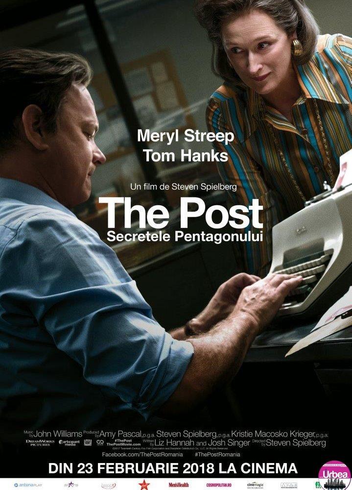 The Post [premieră la cinema din 23 Februarie]