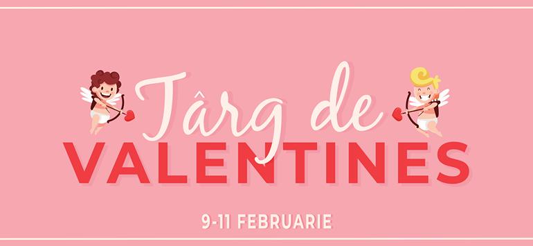 Târgul de Valentine`s Day la Alba Mall, în perioada 9-11 februarie. Multe dovezi de dragoste, ideale pentru a-i surprinde pe cei dragi