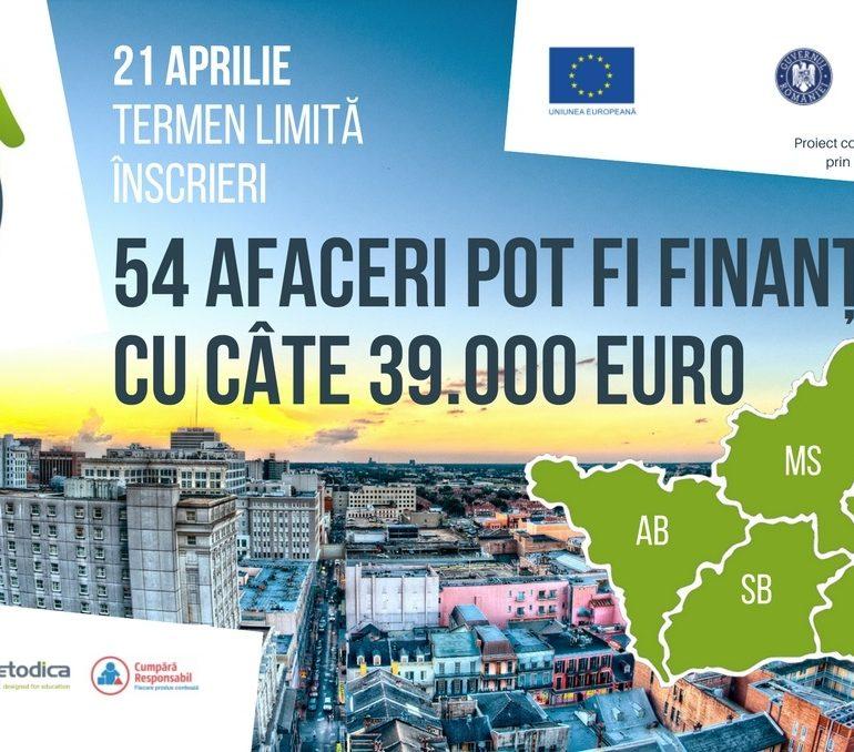 16 aprilie: Conferința Start-up Urban de informare și promovare a culturii antreprenoriale