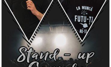VINERI: Stand Up Comedy cu Cristi Manolescu și Adi Bobo la Pub Skit' 77 din Alba Iulia