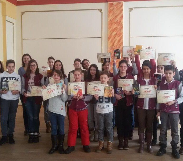 Ziua Internațională a Limbii Materne –  8 Secole Sebeș – 8 Jahrhunderte Mühlbach 2018. Concurs în limba germană