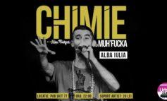23 Martie: Show şucar susţinut de Chimie alături de Dj Muh'fucka, în Pub Skit' 77 din Alba Iulia
