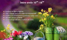 23-25 Martie: Târgul Grădinarului, la Alba Iulia. Ateliere pentru copii, sfaturi de specialitate şi multe surprize pe Latura de Vest a Cetăţii Alba Carolina