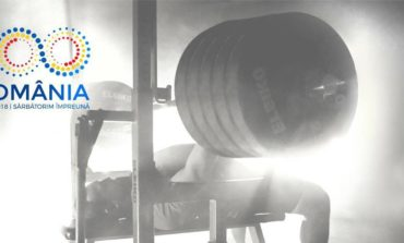 31 Martie – 1 Aprilie: Campionatul Național de Powerlifting, la Alba Iulia