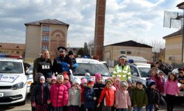 FOTO: Ziua Poliţiei Române 2018. Activităţi de promovare a profesiei de poliţist organizate de IPJ Alba