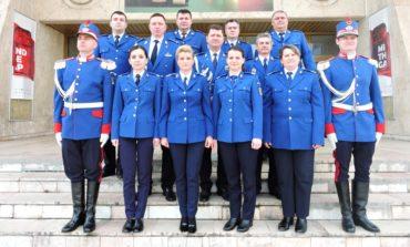 """FOTO: Simpozion pe tema """"Contribuția Jandarmeriei Române la Marea Unire"""", la Alba Iulia"""