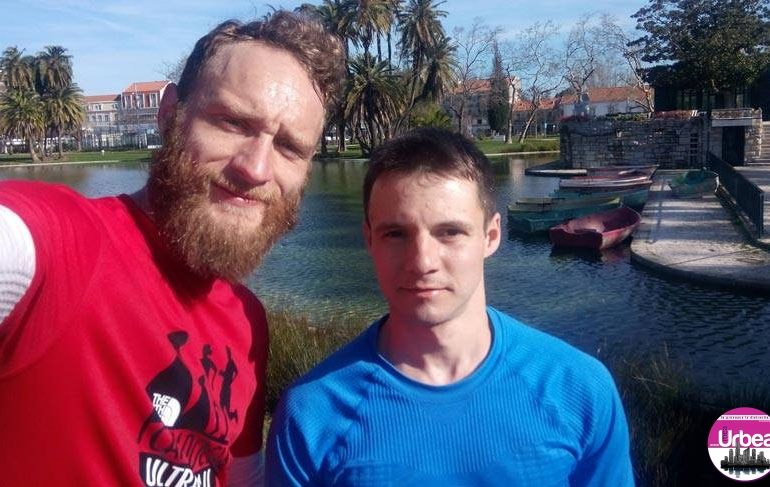 FOTO: Tamas Bogya și Radu Milea, sportivi legitimați la CS Unirea Alba Iulia, pe podium la competiții internaționale