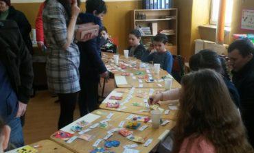 FOTO: Acţiunea ''Mărţişorul'' în şcolile din comuna Meteş