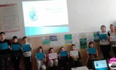 FOTO: Ziua Mondială a Apei, sărbătorită la Şcoala Gimnazială Ciugud