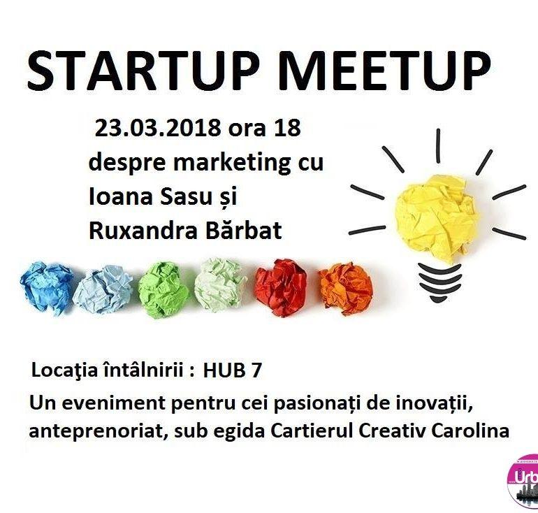 Vino vineri la HUB7 să înveți despre marketing cu Ioana Sasu și Ruxandra Bărbat