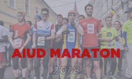 28 aprilie: Aiud Maraton 2018. Detalii despre trasee şi competiţie