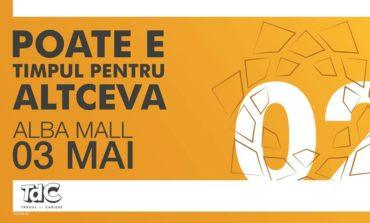 3 mai: Târgul de Cariere, la Alba Iulia. Peste 20 de companii angajatoare vă aşteaptă la Alba Mall