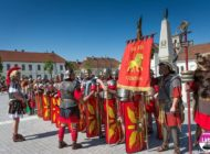 DE VINERI, reîncep spectacolele de reconstituire antică susținute deGarda Apulum
