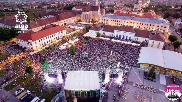 Alba Fest 2018: Cei mai buni artiști din România, ajung la Alba Iulia în perioada 8-10 iunie