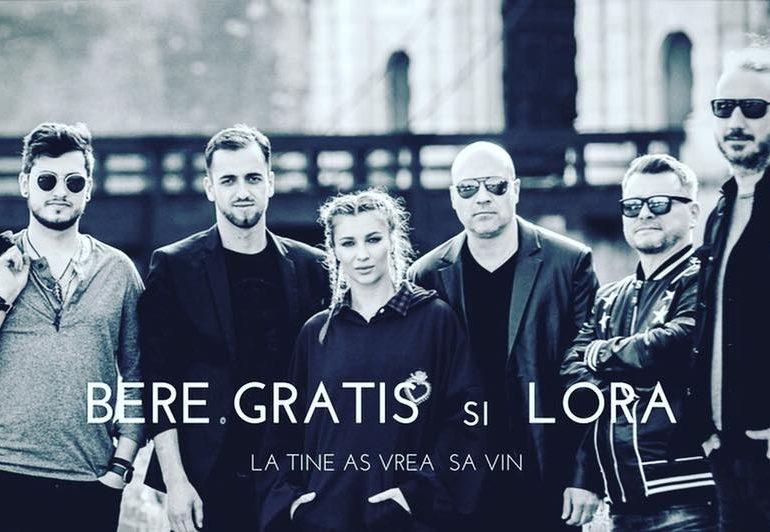 """VIDEO: """"La Tine Aș vrea să Vin"""", piesa formaţiei Bere Gratis & Lora. Videoclipul a fost filmat în Cetatea Alba Carolina"""