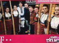 FOTO-VIDEO: Un tenor și șase tulnicărese din Cîmpeni, pe scenă la Românii au talent. Patru de DA pentru un moment muzical de excepție