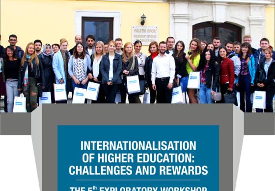 """26-27 aprilie: a V-a ediție a Workshop-ului """"Internationalisation of Higher Education: Challenges and Rewards"""". Cercetători și specialiști din Australia, Columbia sau Rusia ajung la Alba Iulia"""