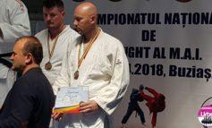 FOTO: Medalie de bronz pentru plutonierul major AVRAM Mihai, la Campionatul Naţional de Unifight al Ministerului Afacerilor Interne
