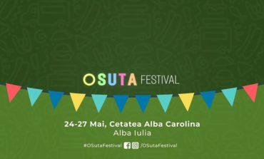 24-27 MAI: O Sută Festival, la Alba Iulia. Patru zile de mâncare, băuturi și divertisment, nelimitate în Cetatea Alba Carolina