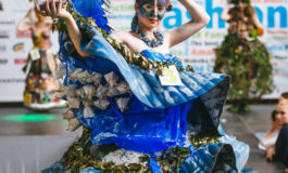 "MIERCURI: ""Green Fashion Show"" 2018, la Alba Mall. Paradă de costume din materiale reciclabile şi concert susținut de SHIFT"