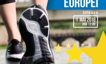 11 mai: Crosul Europei 2018, în Șanțurile Cetății din Alba Iulia. Detalii despre înscrieri