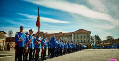 Peste 100 de jandarmi din Alba vor asigura ordinea și siguranța publică în minivacanţa de 1 Mai