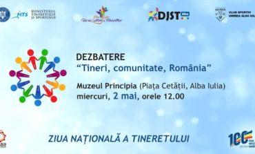 În 2 mai, la Muzeul Principia se va dezbate despre tineri, comunitate și România