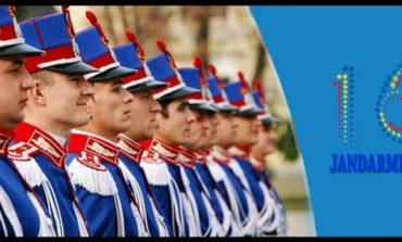 """Marţi: 168 de ani de la înființarea Jandarmeriei Române. Programul activităţilor organizate de Inspectoratul de Jandarmi Judeţean """"Avram Iancu""""Alba"""