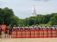 """7 aprilie: Garda Apulum deschide sezonul reprezentațiilor cu o deplasare la Odessa. Va participa la festivalul internaţional """"Easter Reenacment"""""""