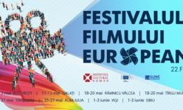 25-27 mai: Festivalul Filmului European, în premieră la Alba Iulia. Documentare, filme de dramă sau comedie, la Casa de Cultură a Studenţilor