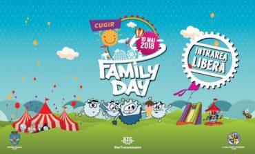 "Sâmbătă: ""Family Day by STC"". Concerte cu Loredana, Andra și The Motans, pe stadionul din Cugir"