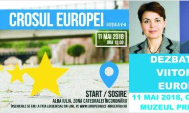 11 mai: Ziua Europei, la Alba Iulia. Programul complet al evenimentului