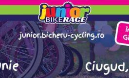 9 IUNIE: Junior Bike Race, ediția a IV-a, la Ciugud. Detalii despre înscrieri şi trasee