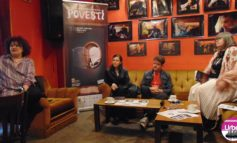 """FOTO-VIDEO: Program de neratat în cea de-a patra zi a Festivalului Internaţional de Teatru """"Poveşti"""" de la Alba Iulia. Vlad Zamfirescu, la cafea cu albaiulienii"""