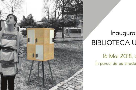 """""""Biblioteca Urbană din Cealaltă Capitală"""": Căsuțe cu cărți, în 9 puncte reprezentative din Alba Iulia"""