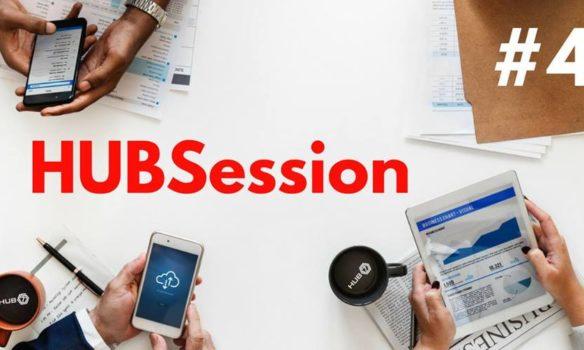HUBSessions - evenimente cu și despre antreprenori la HUB7