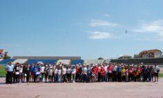 """FOTO: Câştigătorii concursurilor """"Prietenii Pompierilor"""" şi """"Cu viaţa mea apăr viaţa"""", organizate de ISU Alba"""