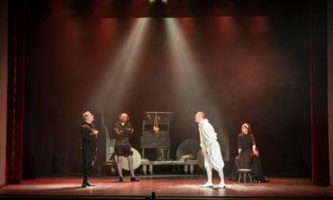 """FOTO: Pentru prima dată pe scena teatrului românesc postdecembrist, piesa """"Tulburarea apelor"""" de Lucian Blaga"""