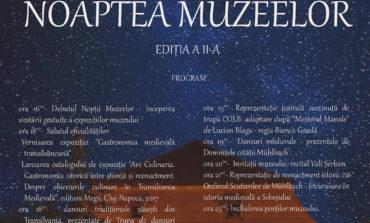 Sâmbătă: Noaptea Muzeelor, ediţia a II-a, la Sebeş. Programul evenimentului