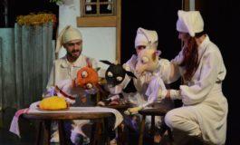 """16 - 18 mai: Teatrul de Păpuși """"Prichindel"""" din Alba Iulia va prezenta spectacolul  """"Capra cu trei iezi"""" la Festivalurile de la Galaţi şi Oradea"""