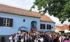 """FOTO: Festivalul Internaţional """"Lucian Blaga"""" de la Sebeș. Poezie şi muzică la curţile dorului"""