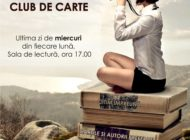 Clubul LecturAlba cu o nouă invitație la lectură
