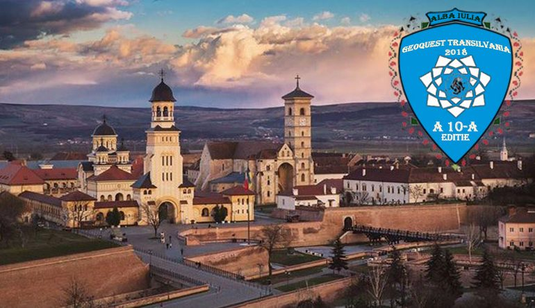"""10-13 august: GeoQuest Transilvania, vânătoare de """"comori"""" cu ajutorul GPS-ului, la Alba Iulia"""