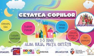 1-3 IUNIE: Gașca Zurli și multe surprize la Festivalul Cetatea Copiilor. PROGRAM
