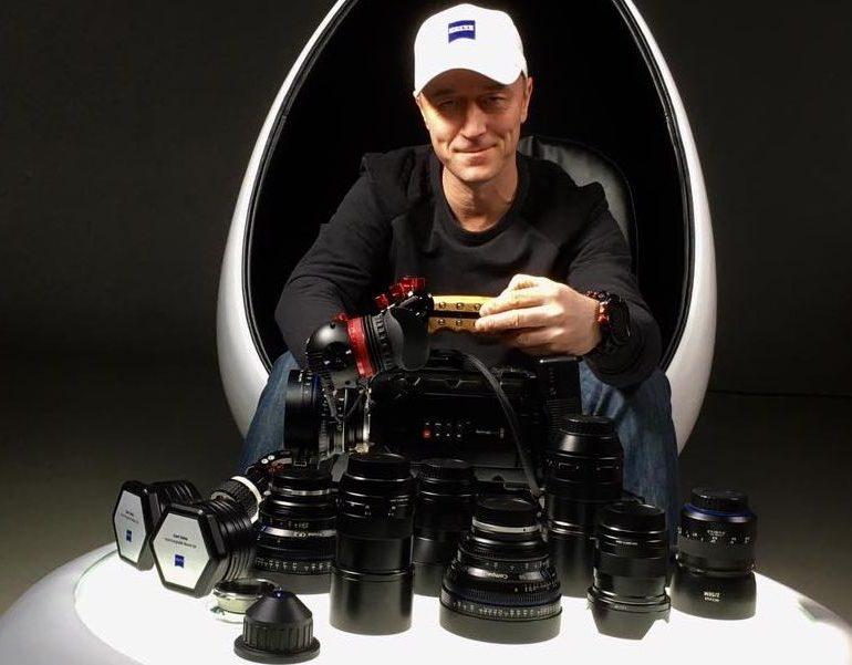 (INTERVIU) Edy Schneider, producător media din Sebeș, entuziast și brand ambasador la Letus Corporation, ZEISS și F&V.