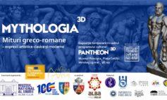 """19 mai: Expoziția temporară """"MYTHOLOGIA 3D. Mituri greco-romane – expresii artistice clasice și moderne"""", la Muzeul Principia din Alba Iulia"""