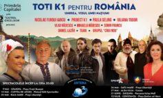 """Duminică: Turneul național """"Toți K1 pentru România – Unirea, Visul unei Națiuni"""" ajunge în Alba Iulia"""